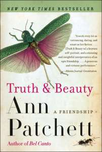 Truth & Beauty Ann Patchett